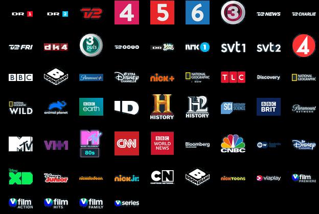 Canal digital Underholdning og Film